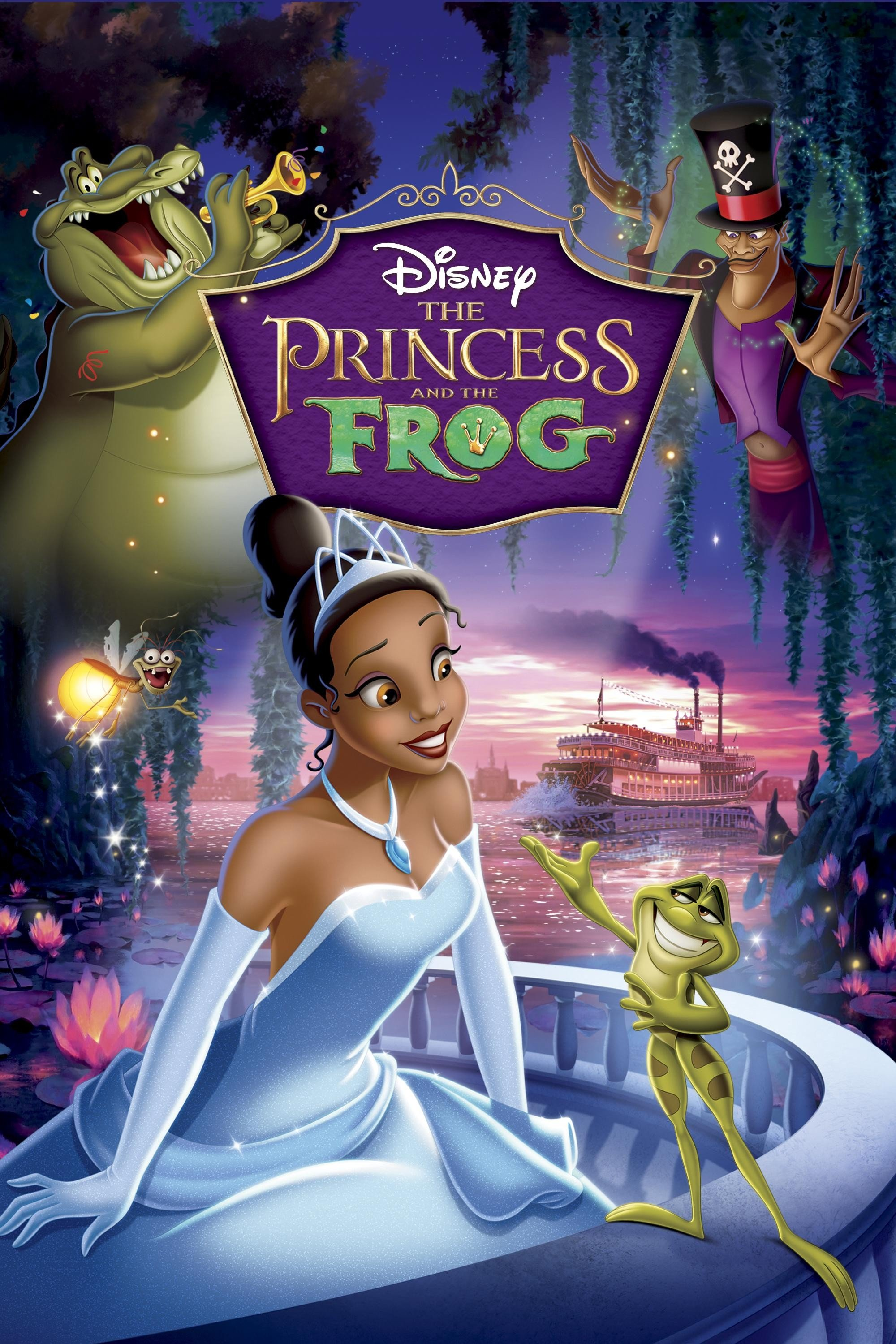 The Princess and the Frog 公主与青蛙