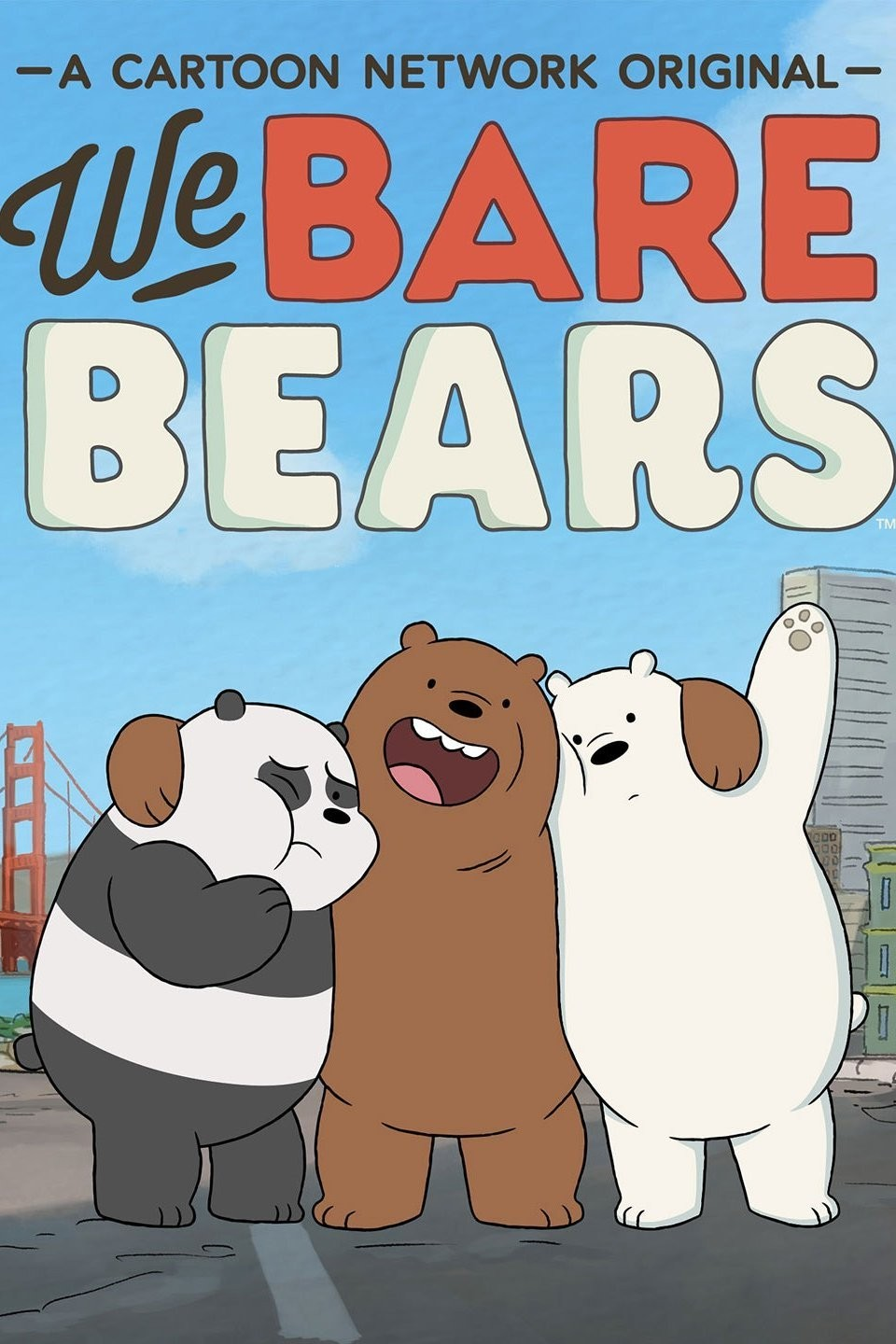 We Bare Bears Season 2 咱们裸熊 第二季