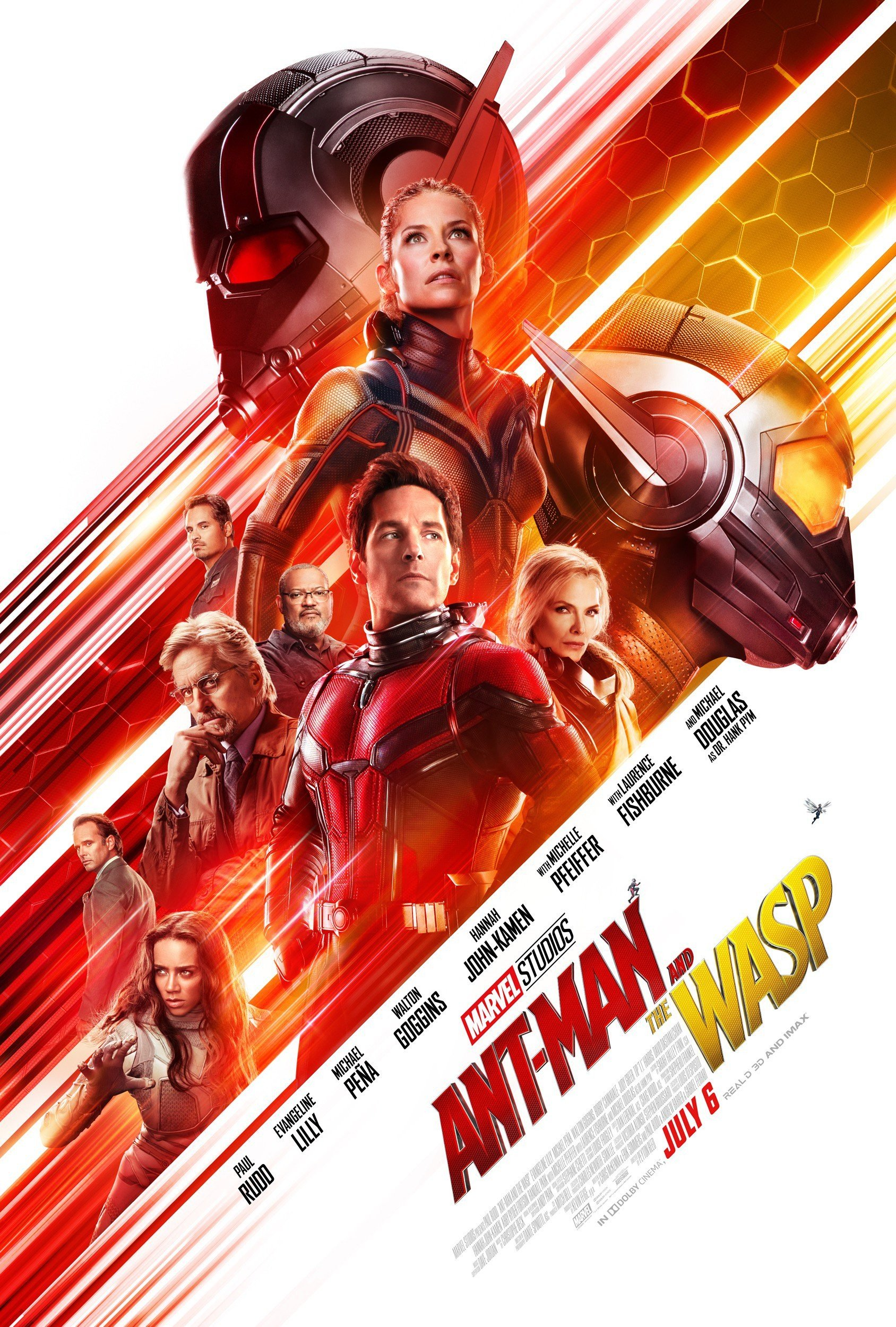 Ant-Man and the Wasp 蚁人与黄蜂女