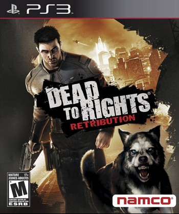Dead to Rights: Retribution 脱狱潜龙:惩罚