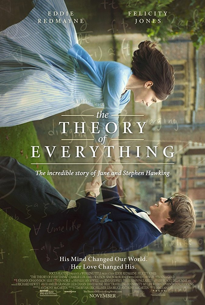 The Theory of Everything 万物理论