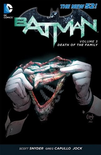 Batman Vol. 3: Death of the Family 蝙蝠侠:灭族之灾