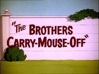 The Brothers Carry-Mouse-Off 捕鼠兄弟