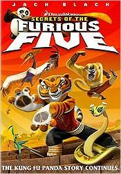 Kung Fu Panda: Secrets of the Furious Five 功夫熊猫:盖世五侠的秘密