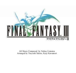 FINAL FANTASY III Original Soundtrack DS版 最终幻想3 原声音乐集