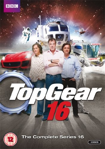 Top Gear Season16 最高档位