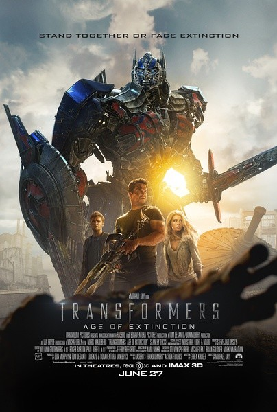Transformers: Age of Extinction 变形金刚4:绝迹重生