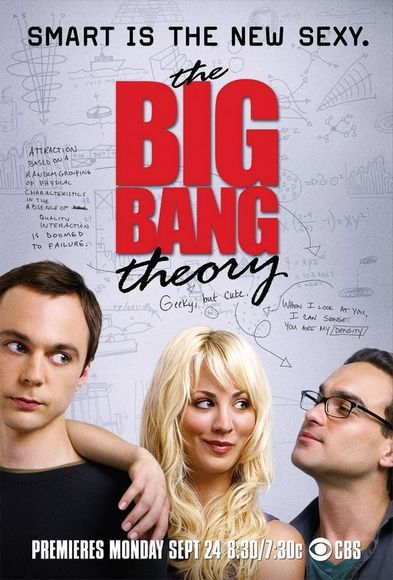 The Big Bang Theory (Season 1) 生活大爆炸 第一季
