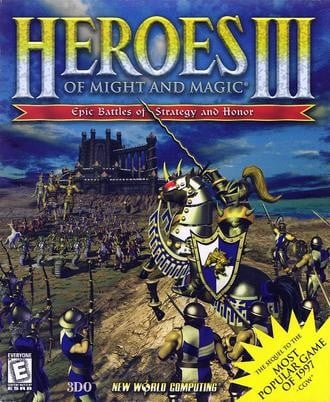 Heroes of Might and Magic III: The Restoration of Erathia 魔法门之英雄无敌3:埃拉西亚的光复