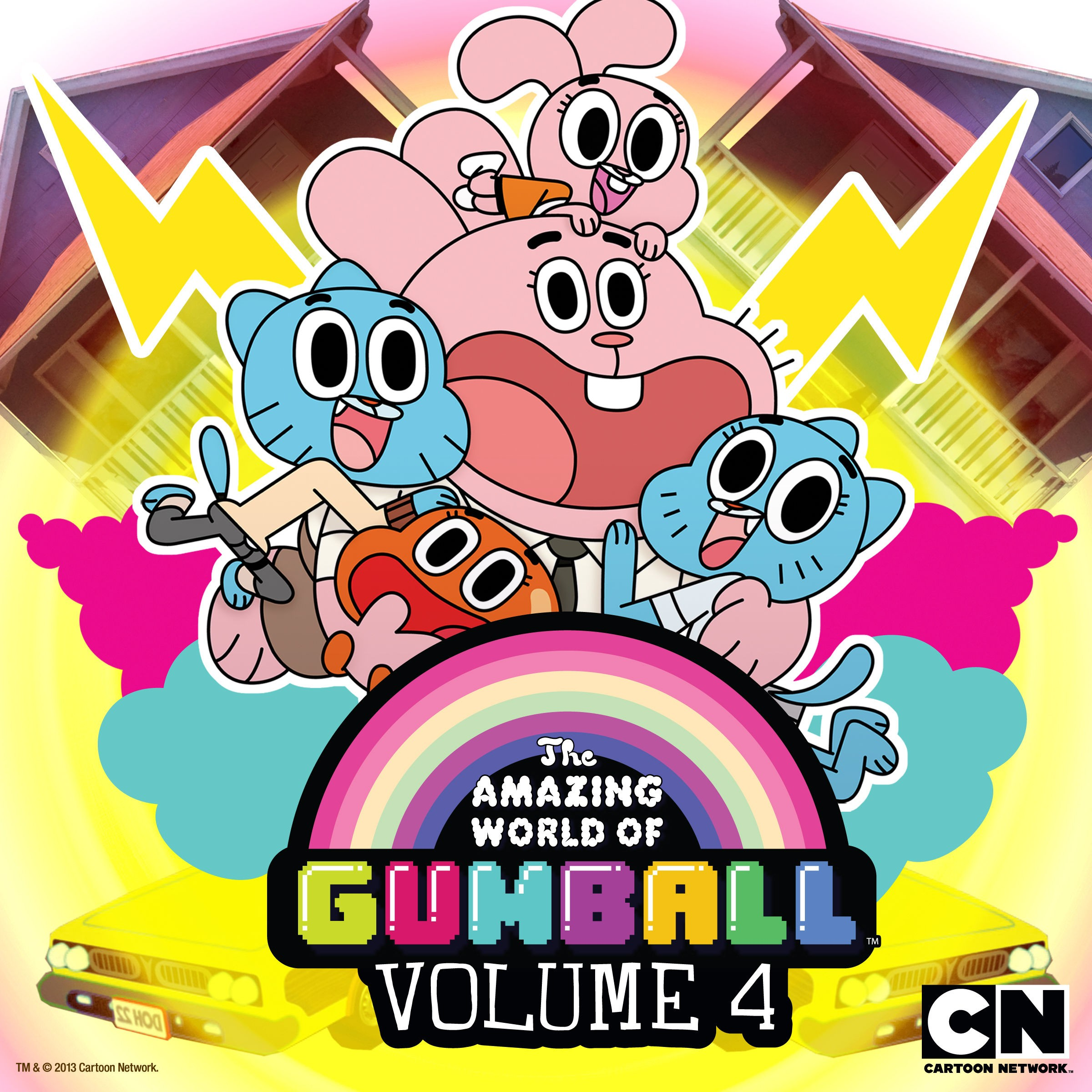 The Amazing World of Gumball Season 4 阿甘妙世界 第四季