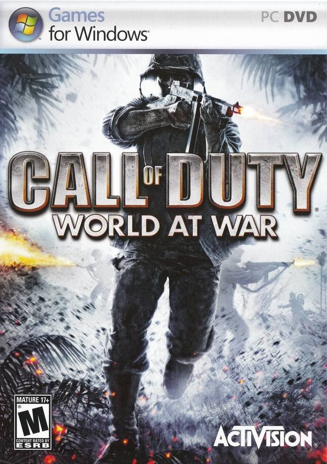 Call of Duty: World at War 使命召唤:战争世界