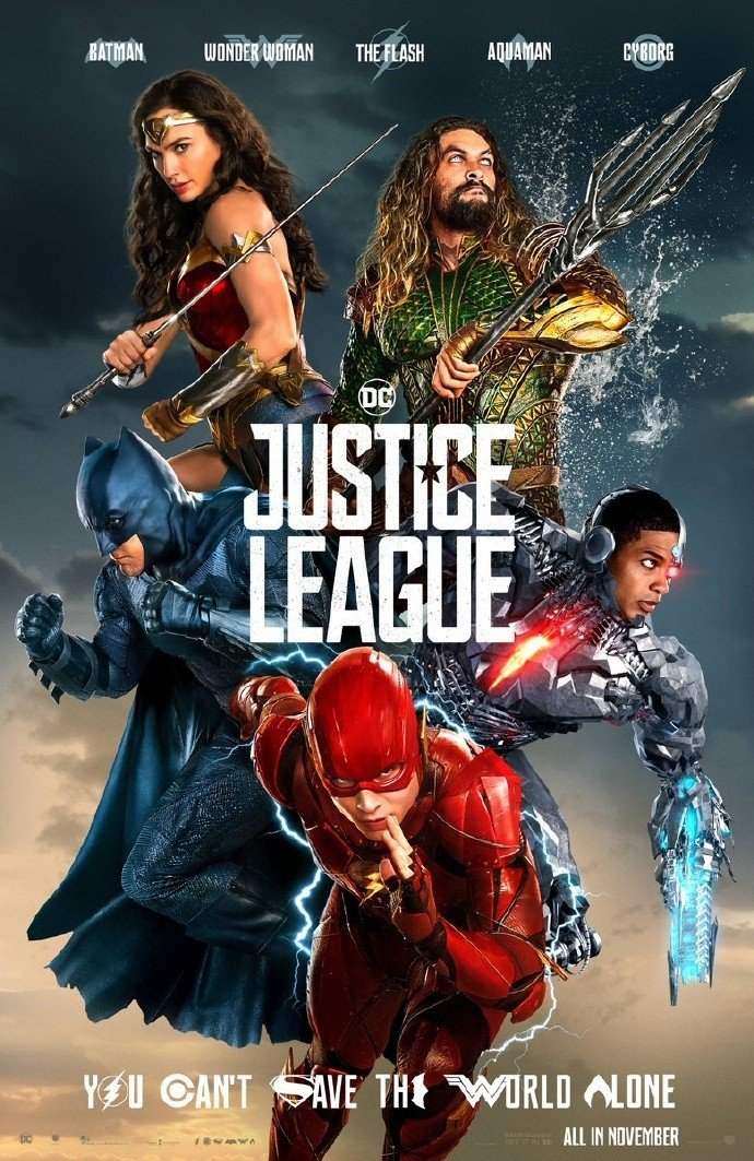 The Justice League 正义联盟
