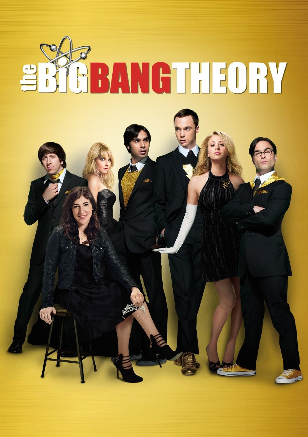 The Big Bang Theory (Season 8) 生活大爆炸 第八季
