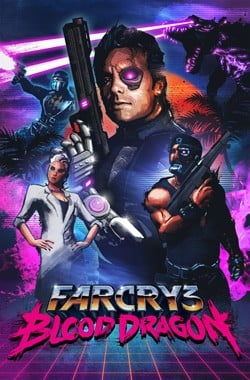 Far Cry 3 - Blood Dragon 孤岛惊魂3:血龙