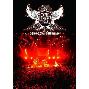 EXTRA-TERRITORIAL 2010.05.05 at SHIBUYA-AX [DVD]