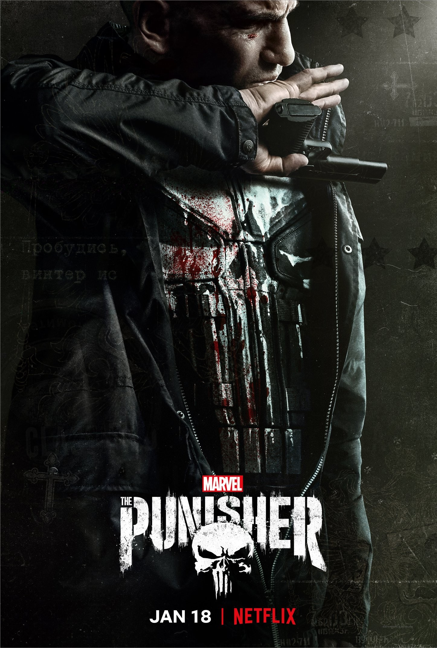 The Punisher Season 2 惩罚者 第二季