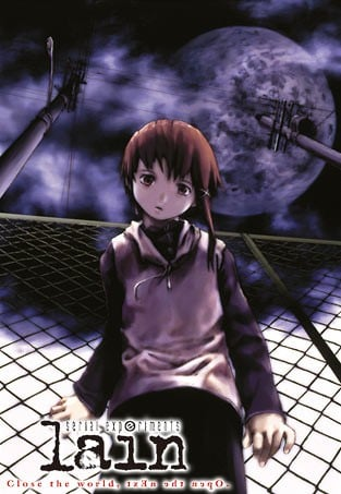 Serial Experiments Lain 玲音