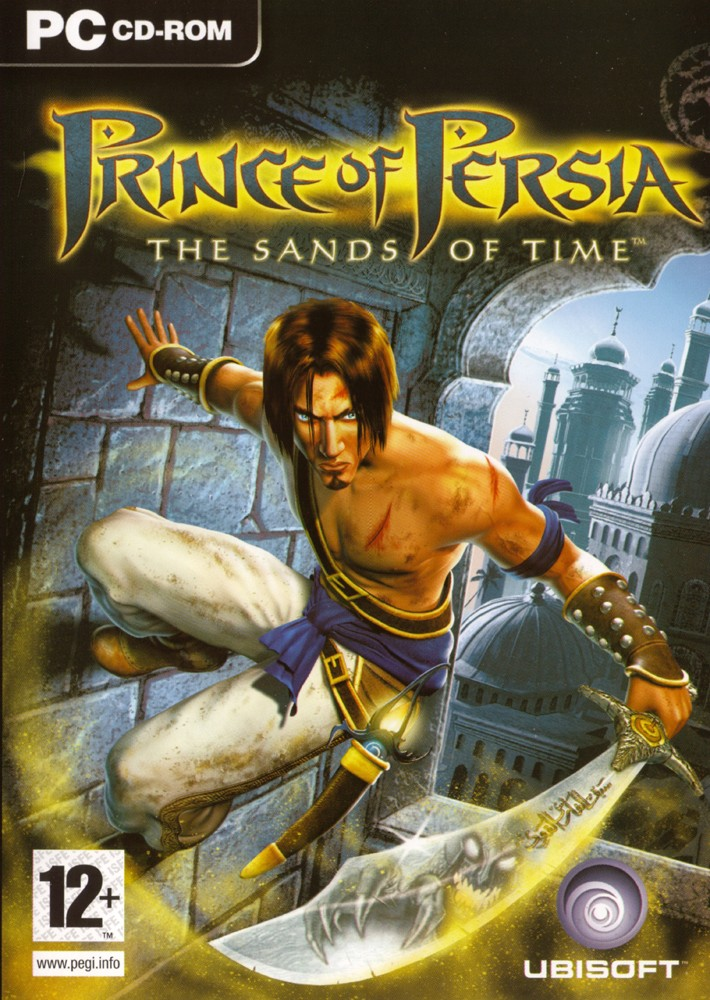 Prince of Persia: The Sands of Time 波斯王子:时之砂