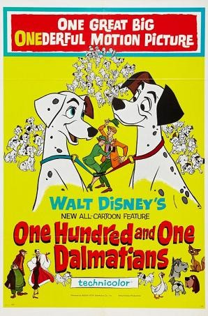 One Hundred and One Dalmatians 101忠狗