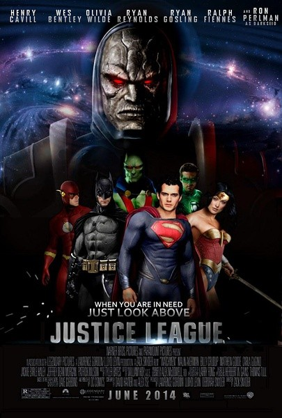 The Justice League Part Two 正义联盟(下)
