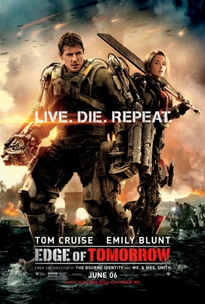 Edge of Tomorrow 明日边缘
