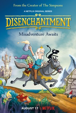 Disenchantment Season 1 幻灭 第一季