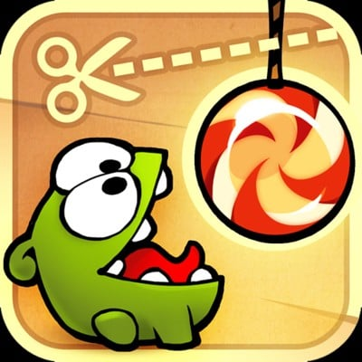 Cut the Rope 割绳子