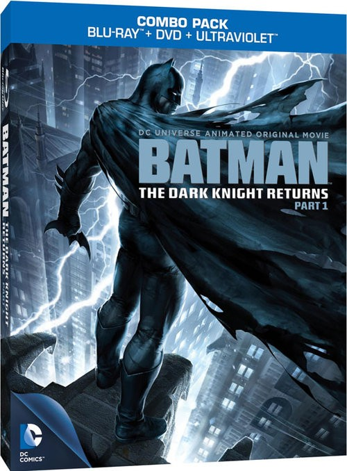 Batman: The Dark Knight Returns, Part 1 蝙蝠侠 黑暗骑士归来(上)