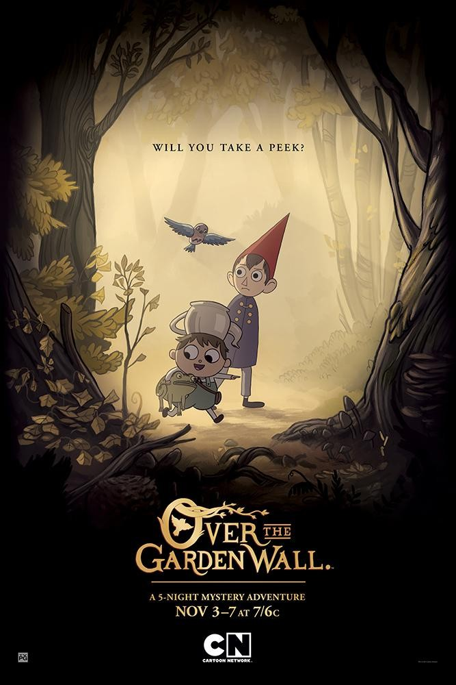 Over the Garden Wall 花园墙外