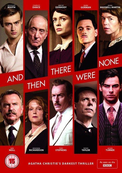 And Then There Were None 无人生还