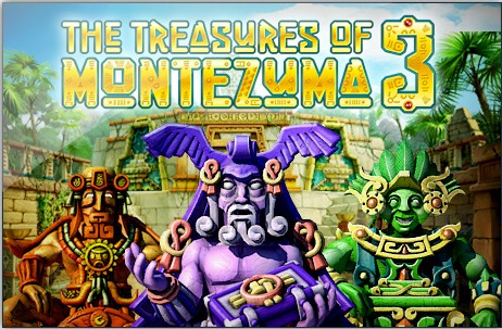 The Treasures of Montezuma 3 蒙提祖瑪的寶藏 3
