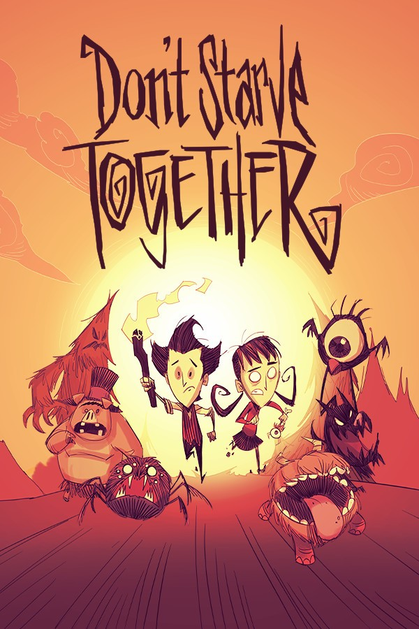 Don't Starve Together 饥荒 联机版