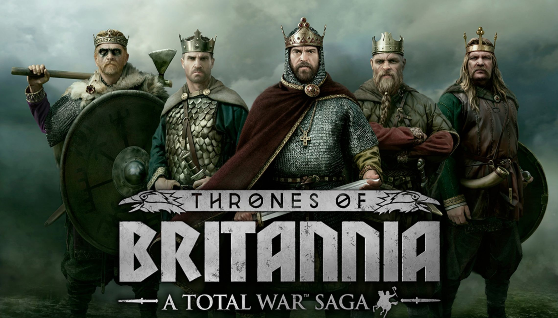 Total War Saga: Thrones of Britannia 全面战争传奇:不列颠王座