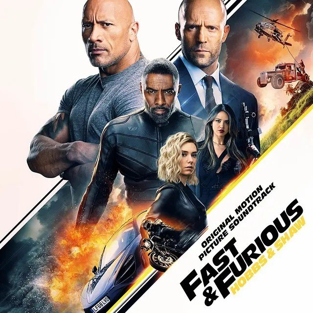 Fast & Furious Presents: Hobbs & Shaw 速度与激情:特别行动