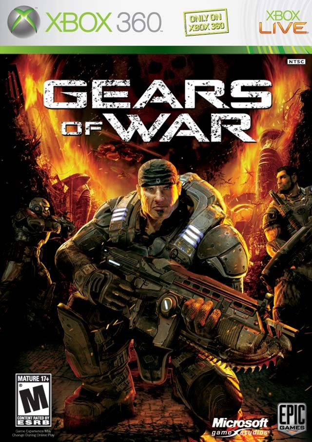 Gears Of War 战争机器