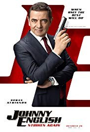 Johnny English Strikes Again 憨豆特工3