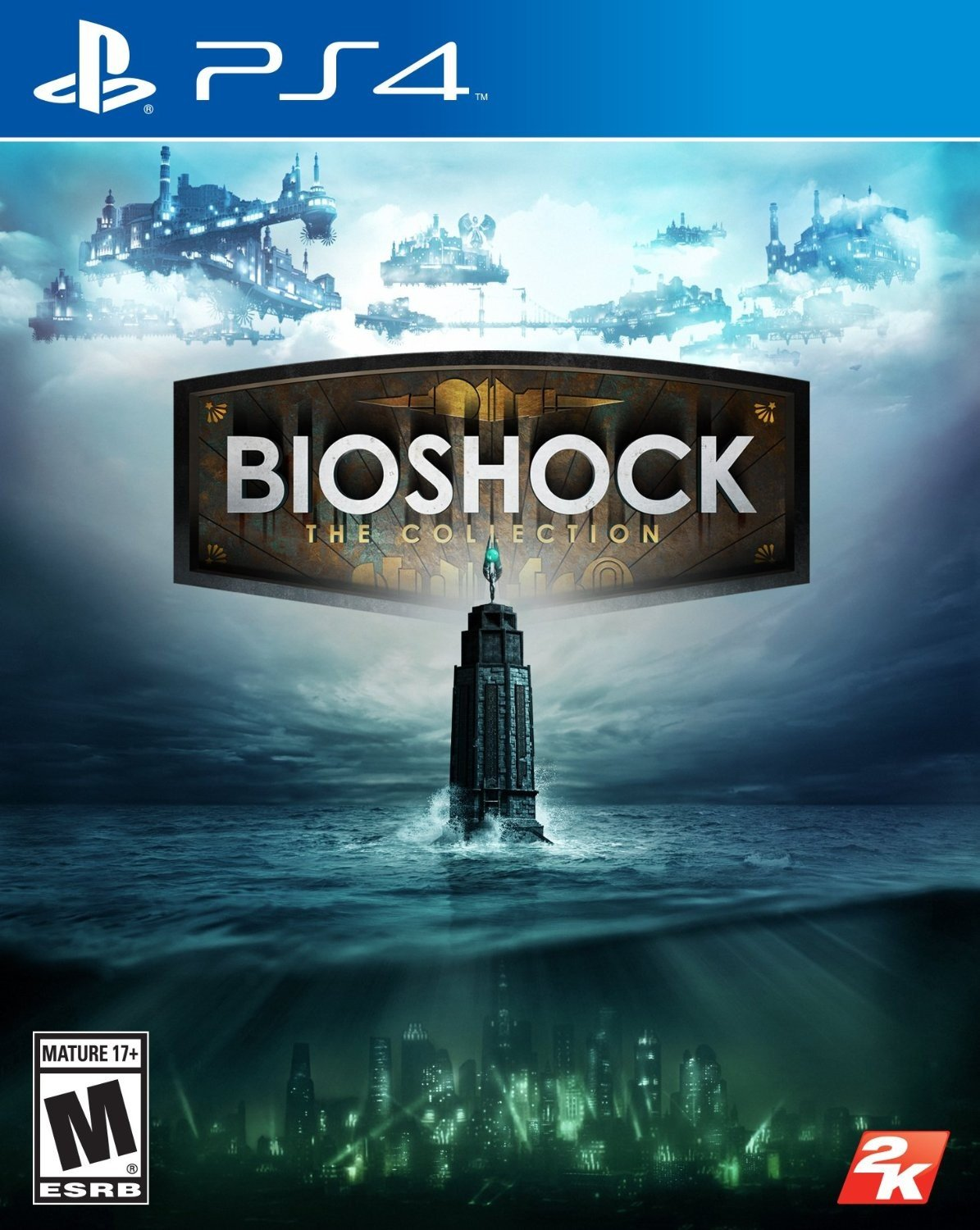 BioShock: The Collection 生化奇兵:合集