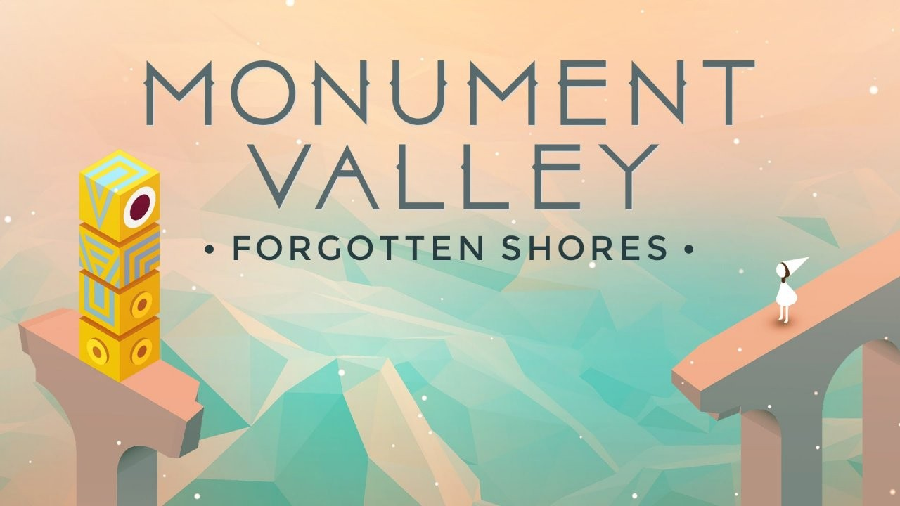Monument Valley: Forgotten Shores 纪念碑谷: 被遗忘的海岸