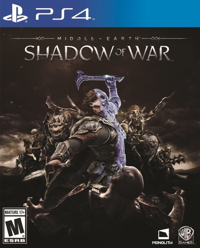 Middle Earth:Shadow of War 中土世界:战争之影