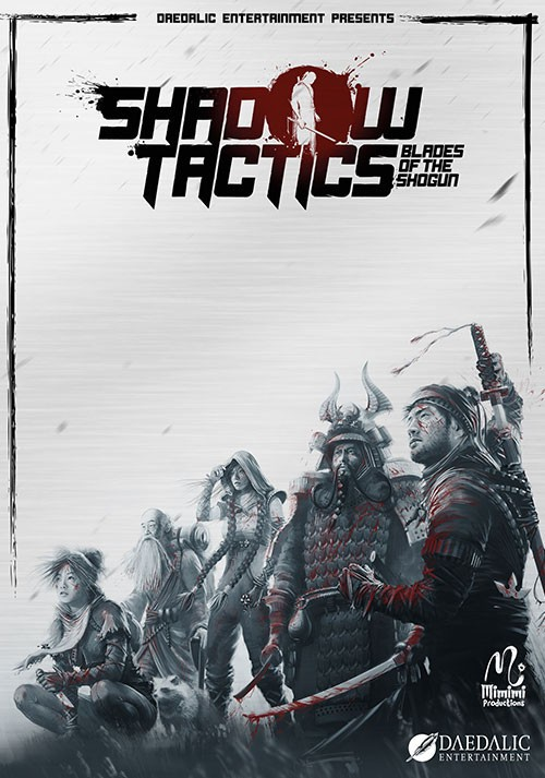 Shadow Tactics: Blades of the Shogun 影子战术:将军之刃