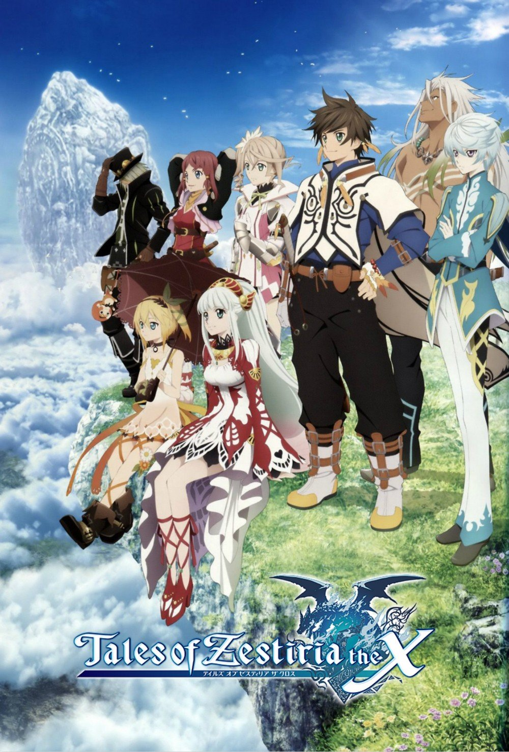 Tales of Zestiria the X 2期 情热传说 the X 第二季