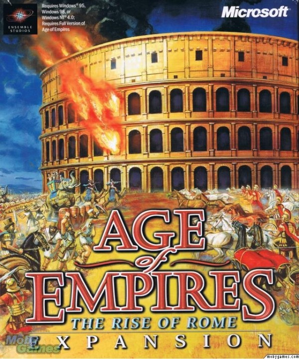 Age of Empires: The Rise of Rome 帝国时代:罗马复兴