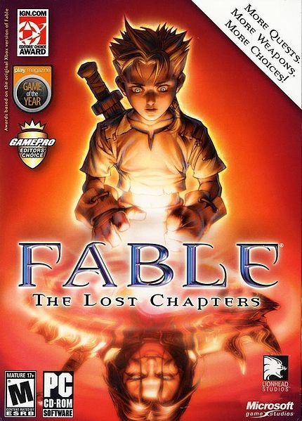 Fable: The Lost Chapter 神鬼寓言: 失落之章