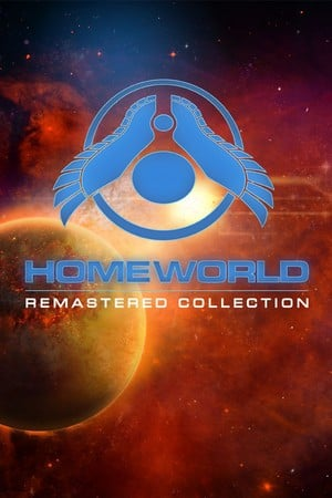 Homeworld Remastered Collection 家园高清重制版合集