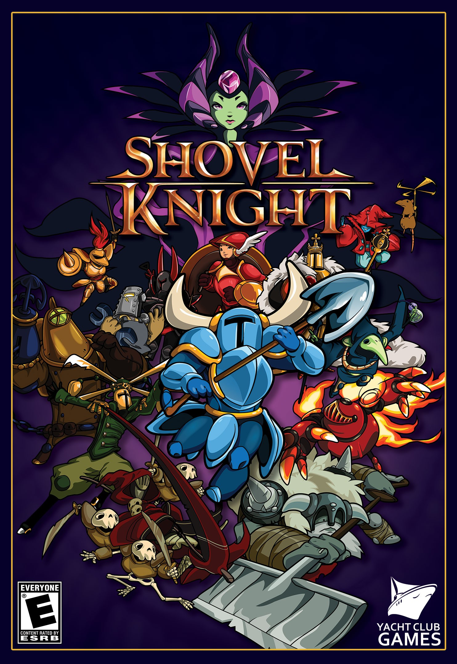 Shovel Knight 铲子骑士