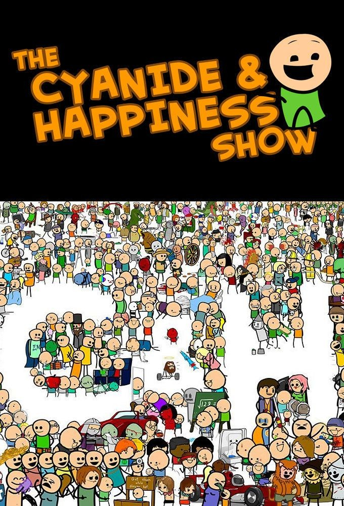 The Cyanide and Happiness Show Season 2 氰化欢乐秀 第二季