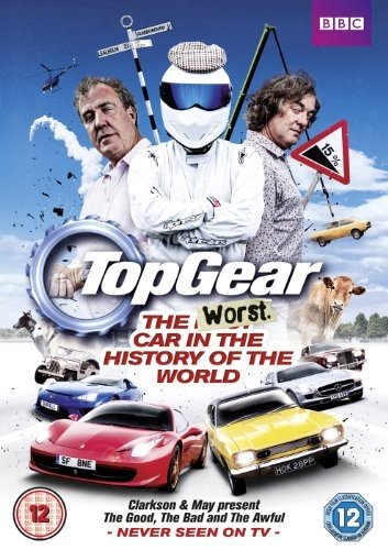 Top Gear - The Worst Car in The History of The World 最高档位:破车嘉年华