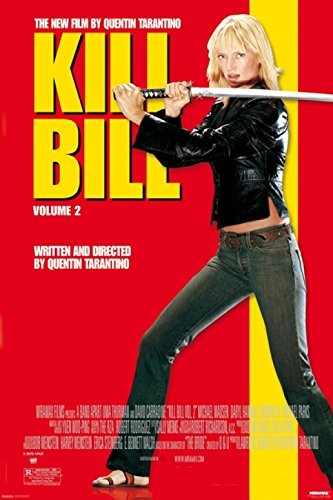 Kill Bill: Volume 2 杀死比尔2