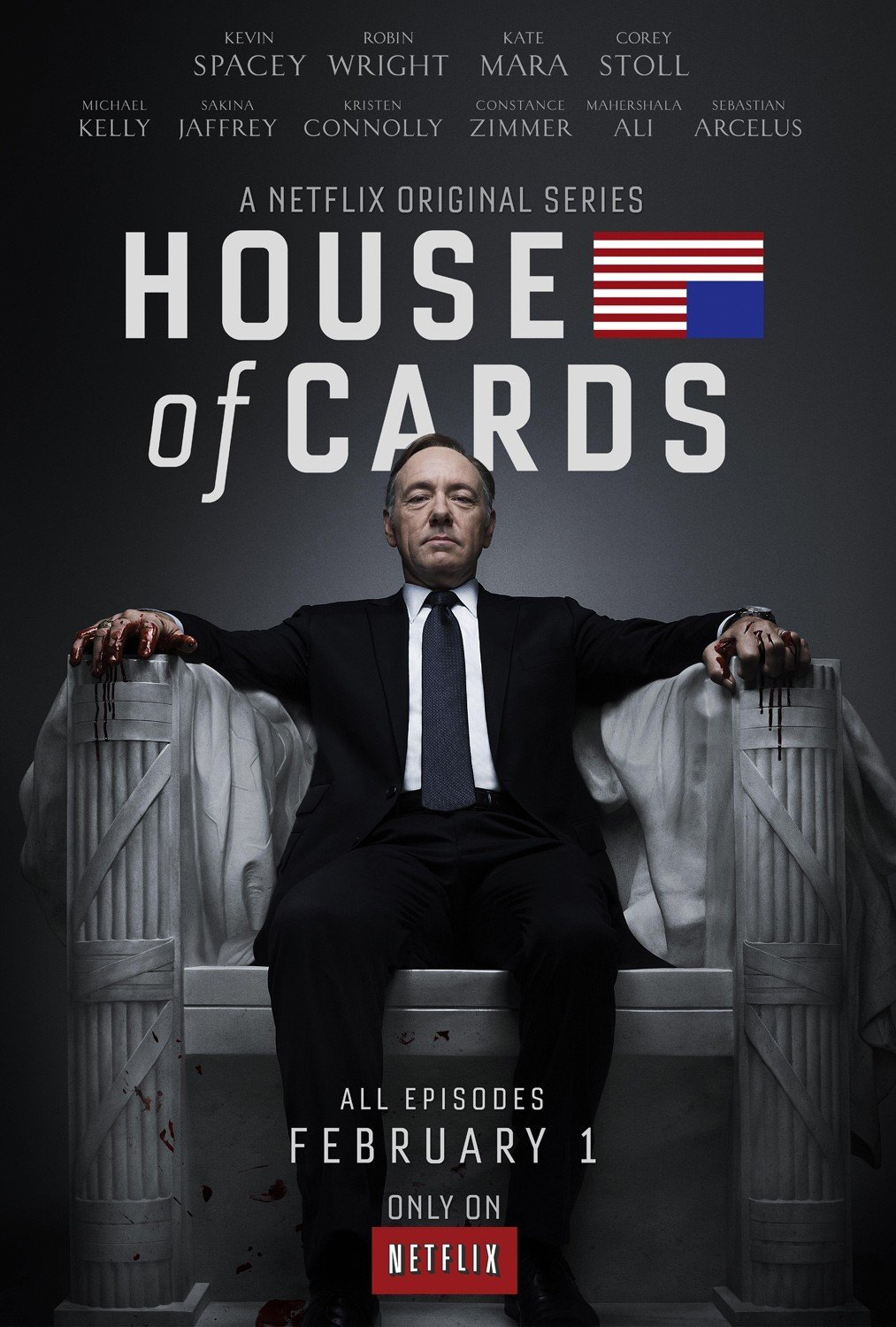House of Cards (Season 1) 纸牌屋(第一季)