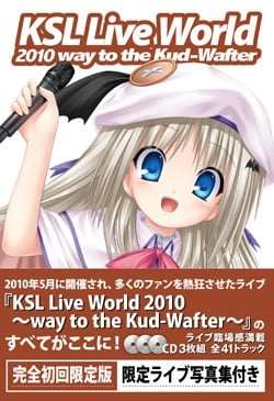 KSL Live World 2010 ~Way to the kud Wafter~